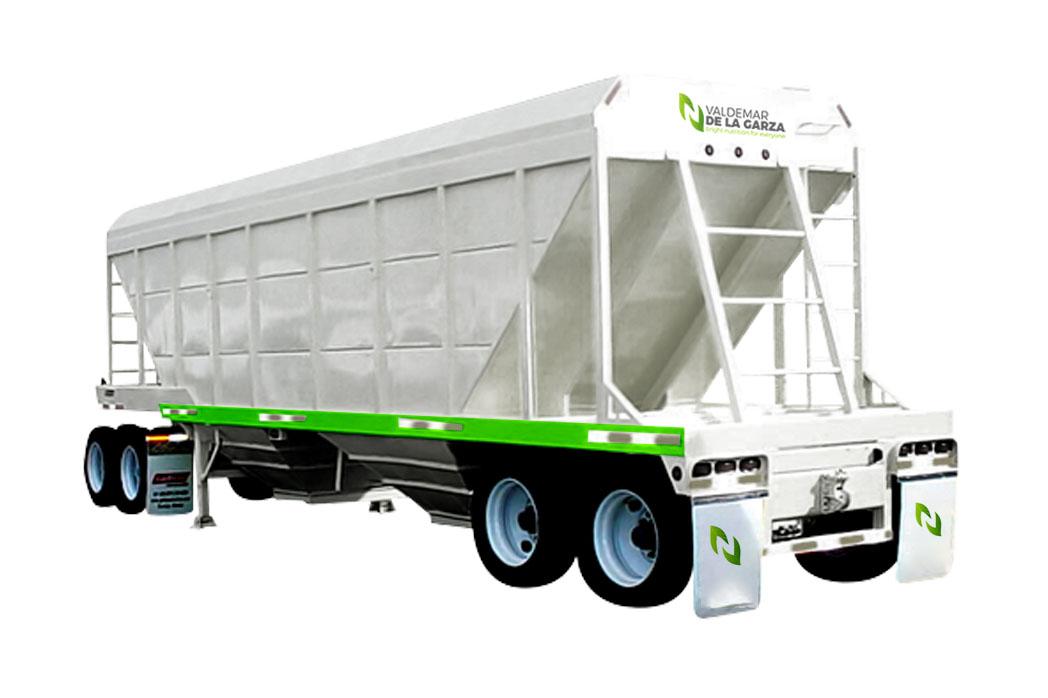 Flotilla especializada en el transporte de granos y semillas a cualquier Estado de la República Mexicana